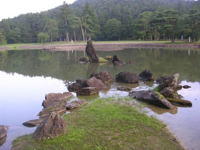 Hiraizumi (Japón), templos, jardines y arqueología representativa de la Tierra Pura budista