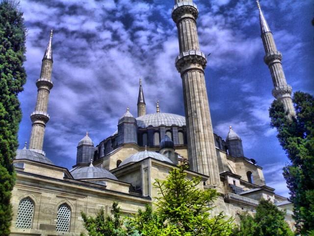 Selimiye-Mosque-Turquia