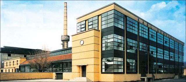 Fábrica de Fagus Alemania
